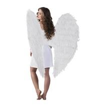 Engelen Vleugels Wit XL 1,2 meter