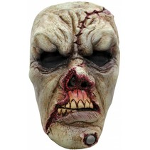 Halloween Masker Monster Deluxe voorkant