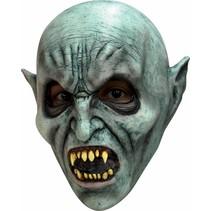 Halloween Masker Vampier Alien Deluxe volledig