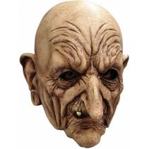 Halloween Masker Tovenaar Deluxe volledig
