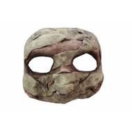 Halloween Masker Mummy Deluxe - half