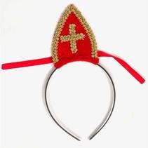 Sinterklaas Haarband