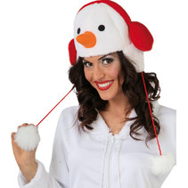 Sneeuwpop Muts