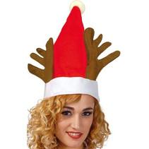 Kerstmuts Rendier Rudolf