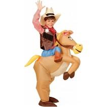 Paardenpak Opblaasbaar Kind