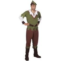 Robin Hood Kostuum Groen