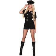 Politiepak Dames Deluxe