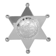 Sheriff Badge Toppers