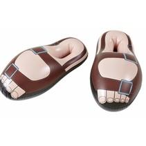 Opblaasbare Sandalen 62cm 2 stuks