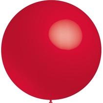 Rode Reuze Ballon XL 91cm
