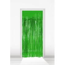 Groen Deurgordijn Folie 2 meter