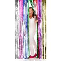 Gekleurd Deurgordijn Folie 2 meter