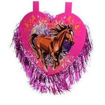 Paarden Stoeldecoratie 33cm