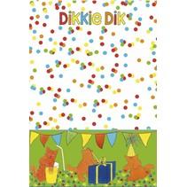 Dikkie Dik Tafelkleed 1,8 meter