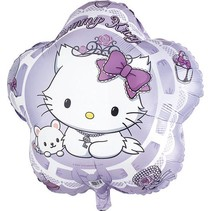 Charmmy Kitty Helium Ballon XL 75cm leeg