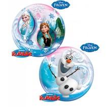 Frozen Helium Ballon XL 56cm leeg
