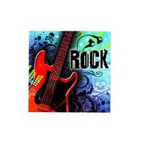 Rock 'n Roll Servetten 36 stuks