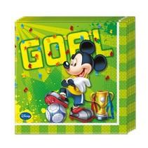Mickey Mouse Servetten Versiering 20 stuks