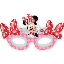 Minnie Mouse Maskers Café 6 stuks