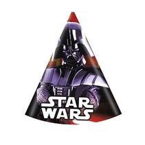 Star Wars Hoedjes 6 stuks