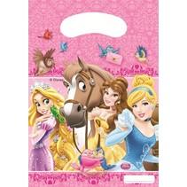 Disney Prinsessen Uitdeelzakjes Dieren 6 stuks