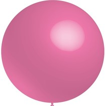 Roze Reuze Ballon XL 91cm