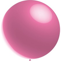 Roze Reuze Ballon XL Metallic 91cm