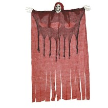 Halloween Pop Skelet Maroon 1,5 meter