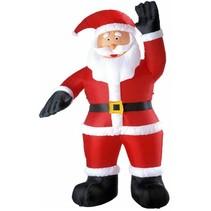 Opblaasbare Kerstman 2,4 meter