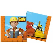 Bob de Bouwer Servetten 20 stuks