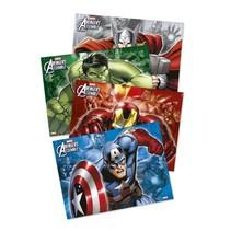 Avengers Placemats 4 stuks