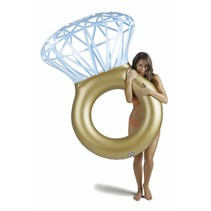 Opblaas Diamant Ring Zwemband 1,5 meter