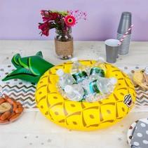 Opblaas Ananas Serveerring 50cm