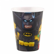 Batman Lego Bekers 266ml 8 stuks