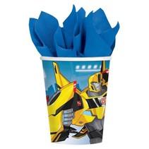 Transformers RID Bekers 266ml 8 stuks