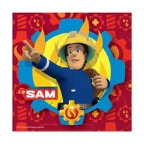 Fireman Sam Servetten Versiering 20 stuks