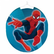 Spiderman Lampion Bol 25cm