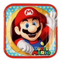 Super Mario Borden 23cm 8 stuks
