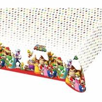 Super Mario Tafelkleed 1,8 meter