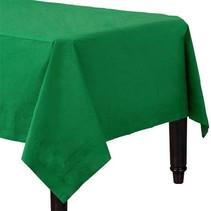 Groen Tafelkleed 274x137cm