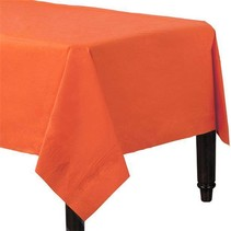 Oranje Tafelkleed 274x137cm