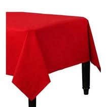 Rood Tafelkleed 274x137cm