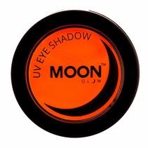 Oogschaduw Oranje Neon UV 3,5 gram
