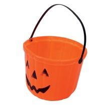 Halloween Pompoen Snoepbak 20cm