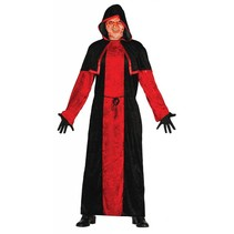 Halloween Kostuum Duivel Satan M/L