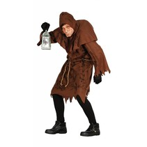 Halloween Kostuum Kwasimodo M/L