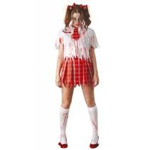 Halloween Kostuum Dames Schoolmeisje