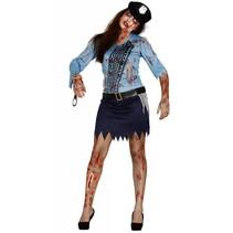 Halloween Kostuum Dames Politiepak
