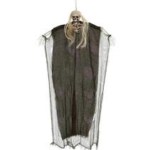Halloween Pop Skelet met haar 120cm