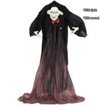 Halloween Pop Butler met licht en geluid 170cm